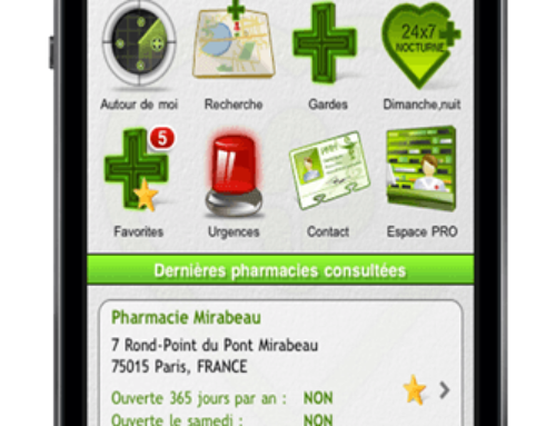Application Ma Pharmacie