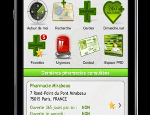 Application Ma Pharmacie
